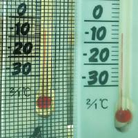 温度計壊れた??