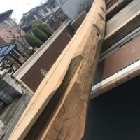 旧家の丸太梁を新築住宅のどこに使おう?