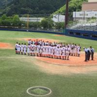 【野球部】平成29年度 静岡市中学校総合体育大会 静岡ブロック野球大会 三回戦