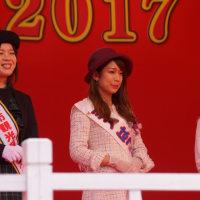2017長崎ランタンフェスティバル 各都市キャンペーンレディ紹介 ミスはこだて・稲村 舞 2017・2・5