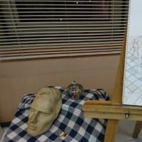 絵画教室 第2年度  4回目