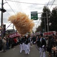 羽黒山 梵天祭