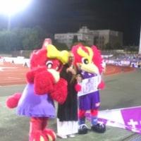 8/14 第29節 FC町田ゼルビア戦 (京都・西京極競技場)