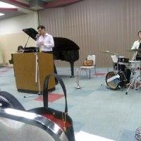 ジャズライブも楽しめちゃうなんて!