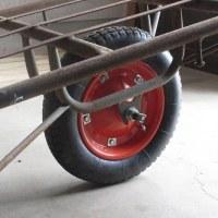 朽ちる一輪車の延命