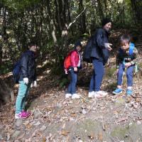 2016年12月4日 親子ハイキング第2弾 生駒山のミステリースポット探検!