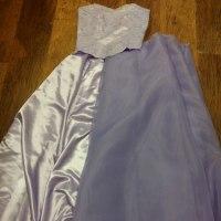 ドレス作り