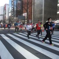 東京マラソン観戦記