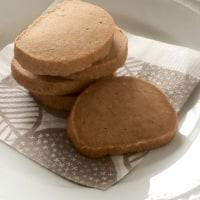 三度目の正直・コーヒーフレイバーの米粉クッキー