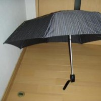 傘買いました Knirps(クニルプス)Fiber T2 Duomatic