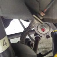 オッティ H92W ベルト交換