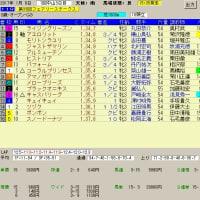 中山金杯、ポルックスステークス フェアリーステークス レース結果と予想の検証