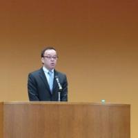 NPB公式記録員山本氏の講演