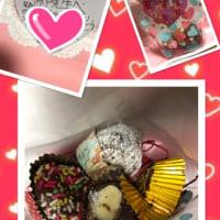 昨日のバレンタインデーはハッピーな1日でした!
