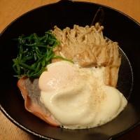 ニトスキで朝食