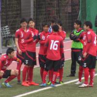 京都高校サッカー新人大会 京都両洋高校vs洛星高校
