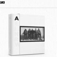 BIGBANG 10周年記念グラビア写真集 予約開始!A TO Z 最安値価格 初回特典エコバッグ&日本語翻訳付き