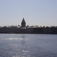 ピースボード サンクトペテルブルク港に 11-2