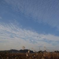 12月5日、午前6時~8時過ぎの空模様