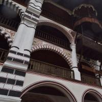#186 -'16.    リラの僧院