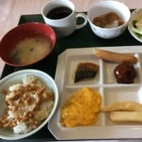 あきちゃんの朝食☕😃☀