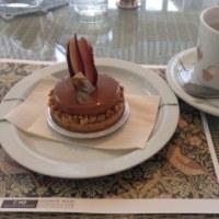 貝殻亭のとなりのカフェに行ってきました