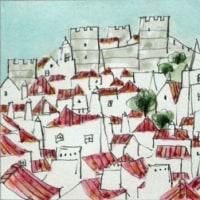 1148.オビドスの城