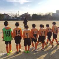 初蹴り 祈願&トレーニングマッチ 1/4
