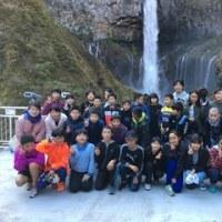 日光移動教室 第1日目  華厳の滝