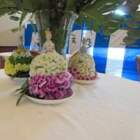花見茶会に行きました。