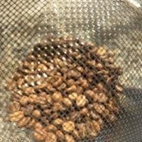 コーヒーの生豆を焙煎してみました。2