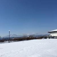2/16(木)  天気がいい‼️