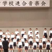 益田市小中連合音楽会