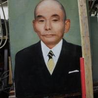 肖像画の贈り物に信頼の「吉田肖像美術」