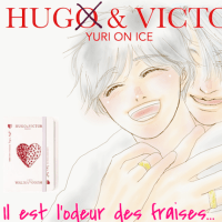 【ユーリ!!!】宿題(番外編1)『HUG & VICTOR』 #yurionice