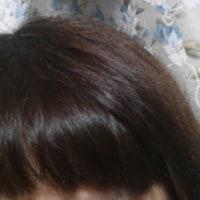 自分で、前髪カット、、ガジャガジャだけど、かまねぇ~~