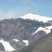 スウェーデンの最高峰 ケブネカイセ山の標高