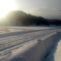 根雪(長期積雪)の初日が10月29日で確定