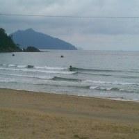 今日の波~!!