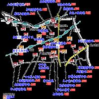 世田谷・松沢地区の神社概略