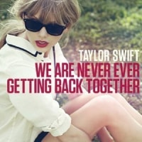 We Are Never Ever Getting Back Together��/ Taylor Swift��SMAP