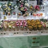 ギフトショー、二つ目の目玉は仏花造花12入りセット