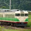 2017.7.23 しなの鉄道115系