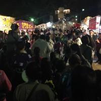 御会式2016最終日  (ば)