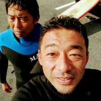 @成東本須賀 Surfing with U