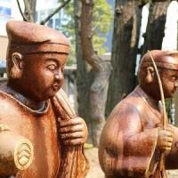 香取神社でみつけた~