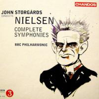 ◇クラシック音楽CD◇ヨン・ストゥールゴールズ指揮BBCフィルハーモニックのニールセン:交響曲全集