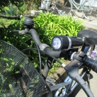 便利自転車のライト