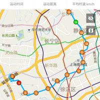 市場調査へ向かう道すがら散歩(古北~長寿路)