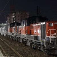 DD51-1801&1147号機の蟹江バルブリベンジマッチ